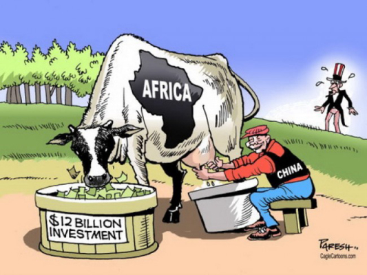 This is How China and the West are Recolonizing Africa | The African  Exponent.