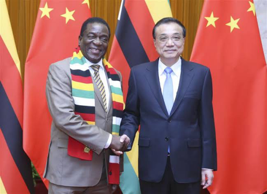 What has China got to Do With Zimbabwe Again?