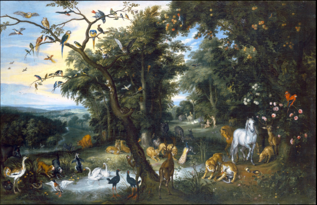 Garden Of Eden Discovered In Africa The African Exponent