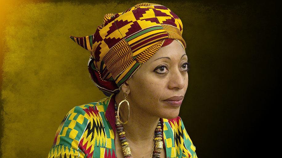 'A New Africa has to be Born' - Samia Nkrumah, Daughter of Kwame Nkrumah