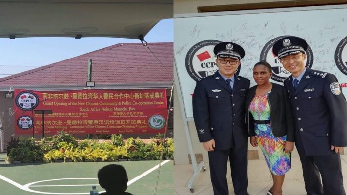 Why is China Opening 'Police Centers' in South Africa? | The ...