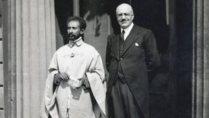Haile Selassie: The Self-Proclaimed 'Caucasian' Who Africans Mistook For A Black Saviour