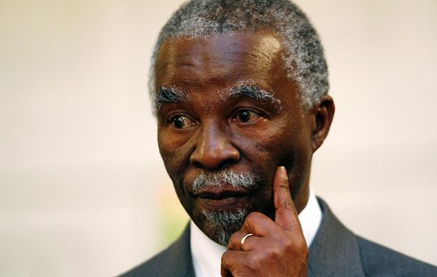 Will We Ever Forgive Thabo Mbeki For Denying the Existence ...