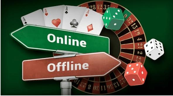 Оффлайн или онлайн покер рок из рекламы казино вулкан