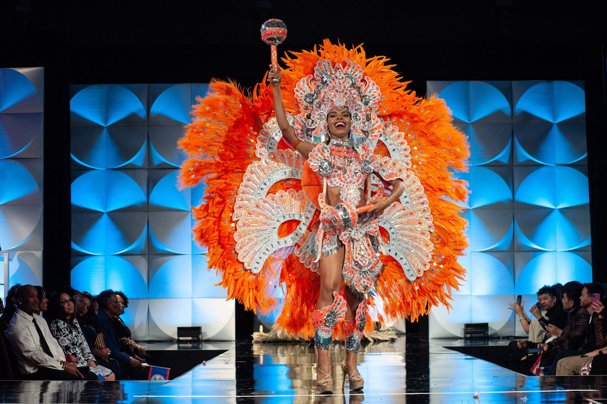 Miss Universe 2019 A Look at the African,Inspired National