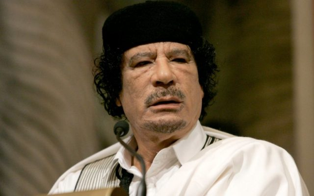 New Evidence: The Real Reason Gaddafi Was Killed